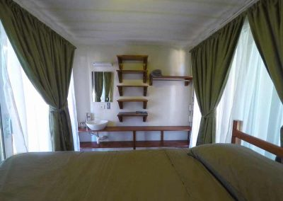 Danyasa Yoga and Eco Lodge Lila Room with Queen Bed