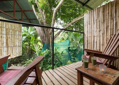 Photo of the View from your Private Patio at Danyasa Eco Retreat in Costa Rica