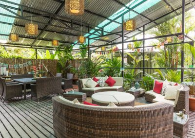 Elegant details, style, comfort are abundant at Danyasa Eco Retreat in Costa Rica