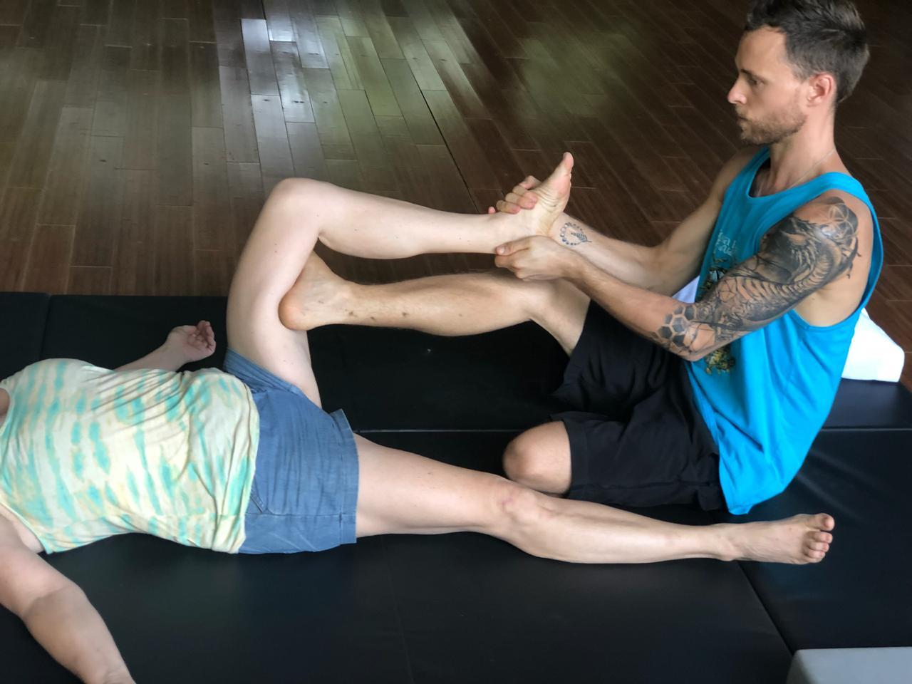 Ecstatic dance in Bamboo Yoga Play studio